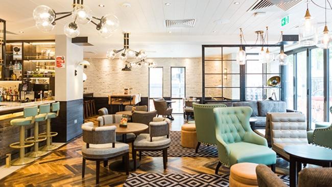 hub by Premier Inn London Kings Cross.