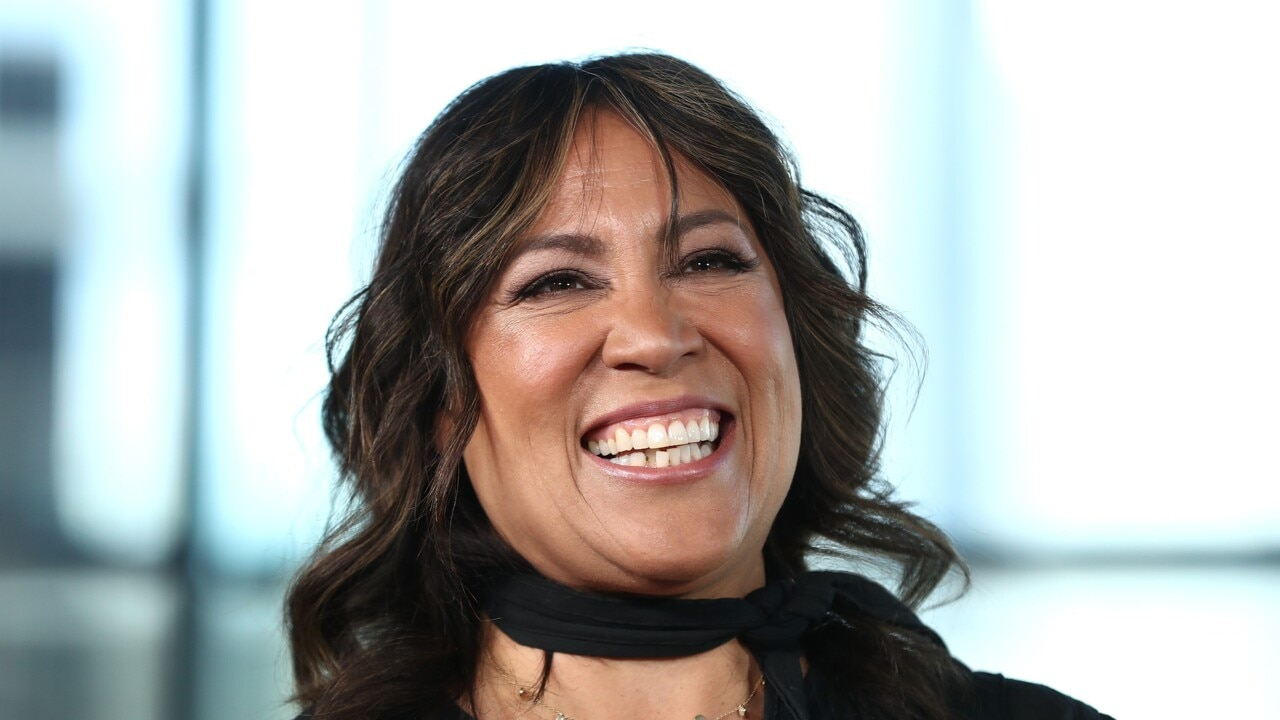 Kate Ceberano is 'overjoyed' by the success of her new album Sweet Inspiration