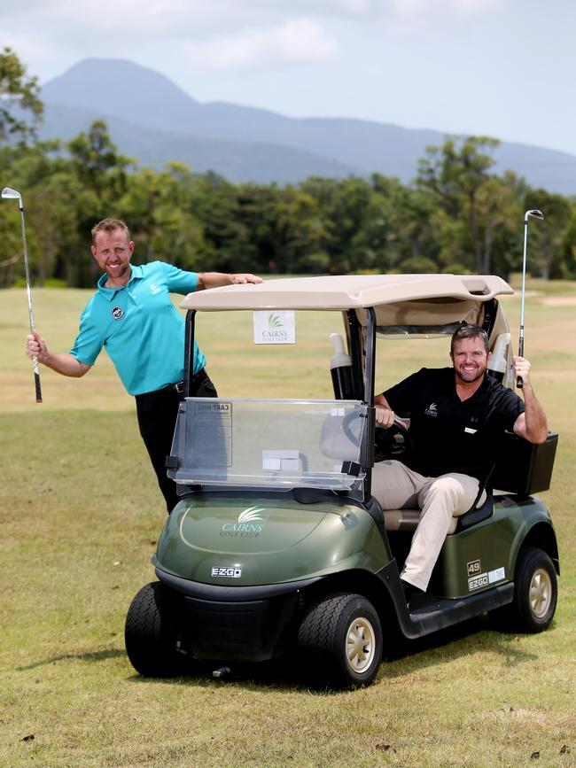 Golfing Blitz to hit Cairns course