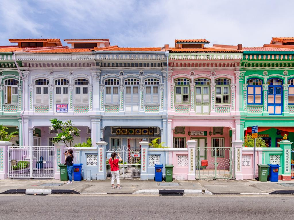 Australians could be heading to Singapore next. Picture: iStock