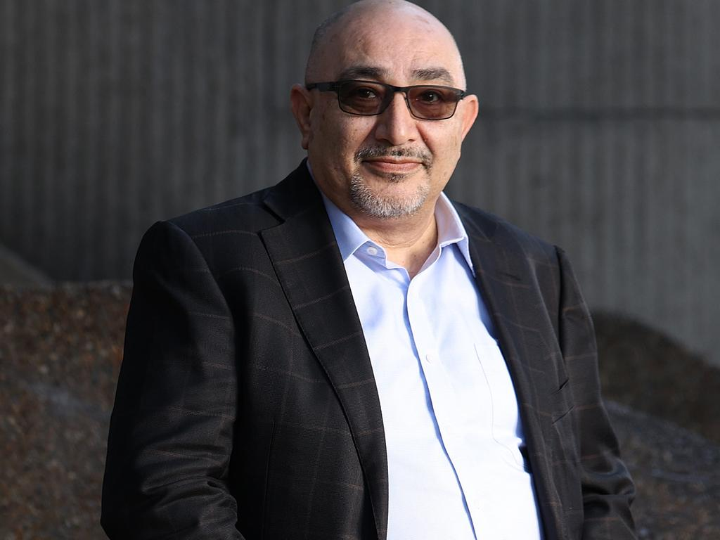 Hussein Rifai wants all waste coming out of SPC factories to be completely recyclable. Picture: NCA NewsWire / Dylan Coker