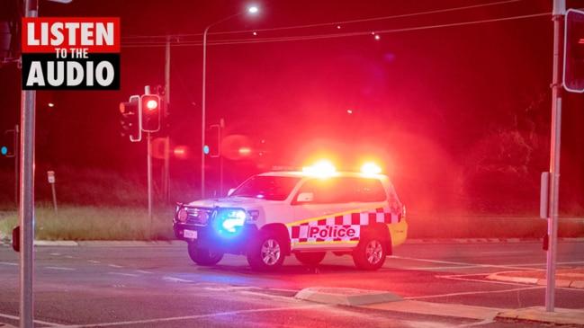 Police shoot 'agitated' man holding 'edged weapon' at KFC restaurant