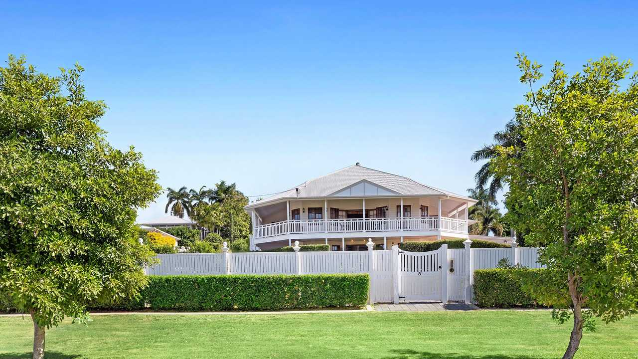 8 Lennox St, The Range is one third of Millionaire's Row. Picture: Contributed