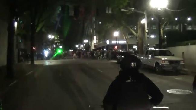 Portland Police Declare Riot Twice on July 4