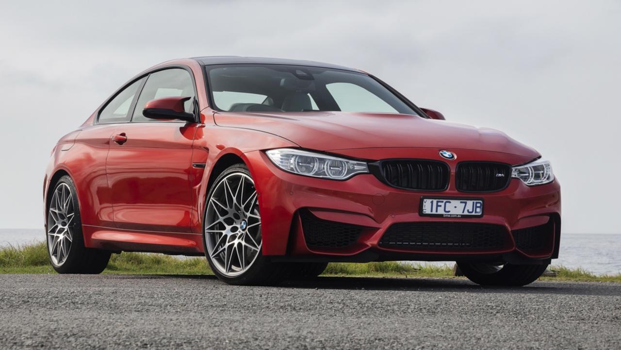 2016 BMW M4 Performance model