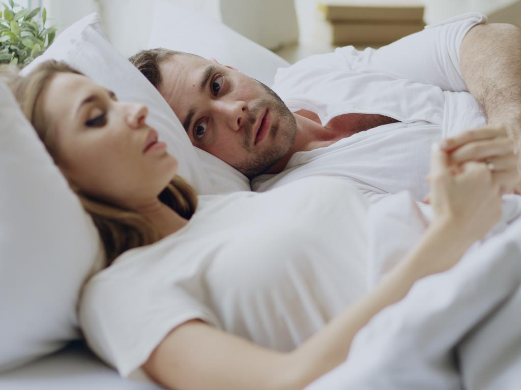 The reasons we have sex with people can be complex. Picture: iStock
