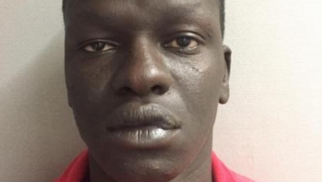 Police released an image of Machol in the hope someone would recognise him and provide information about his whereabouts.