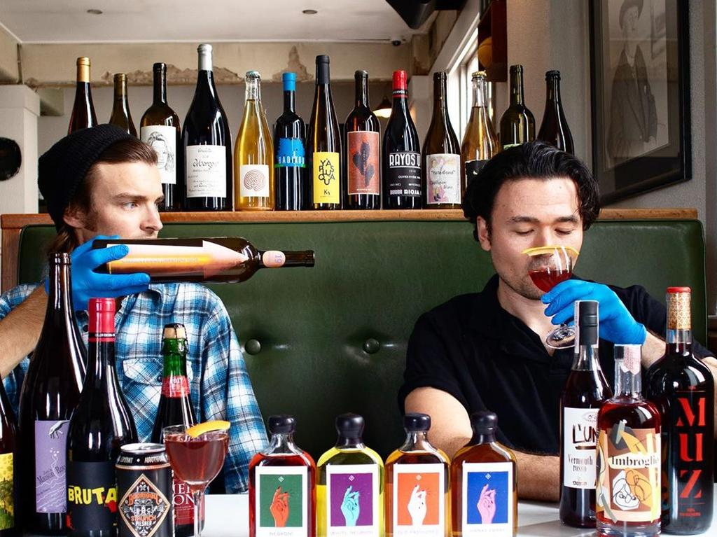 If there's one bar to visit in Canberra, make it this one – Bar Rochford.