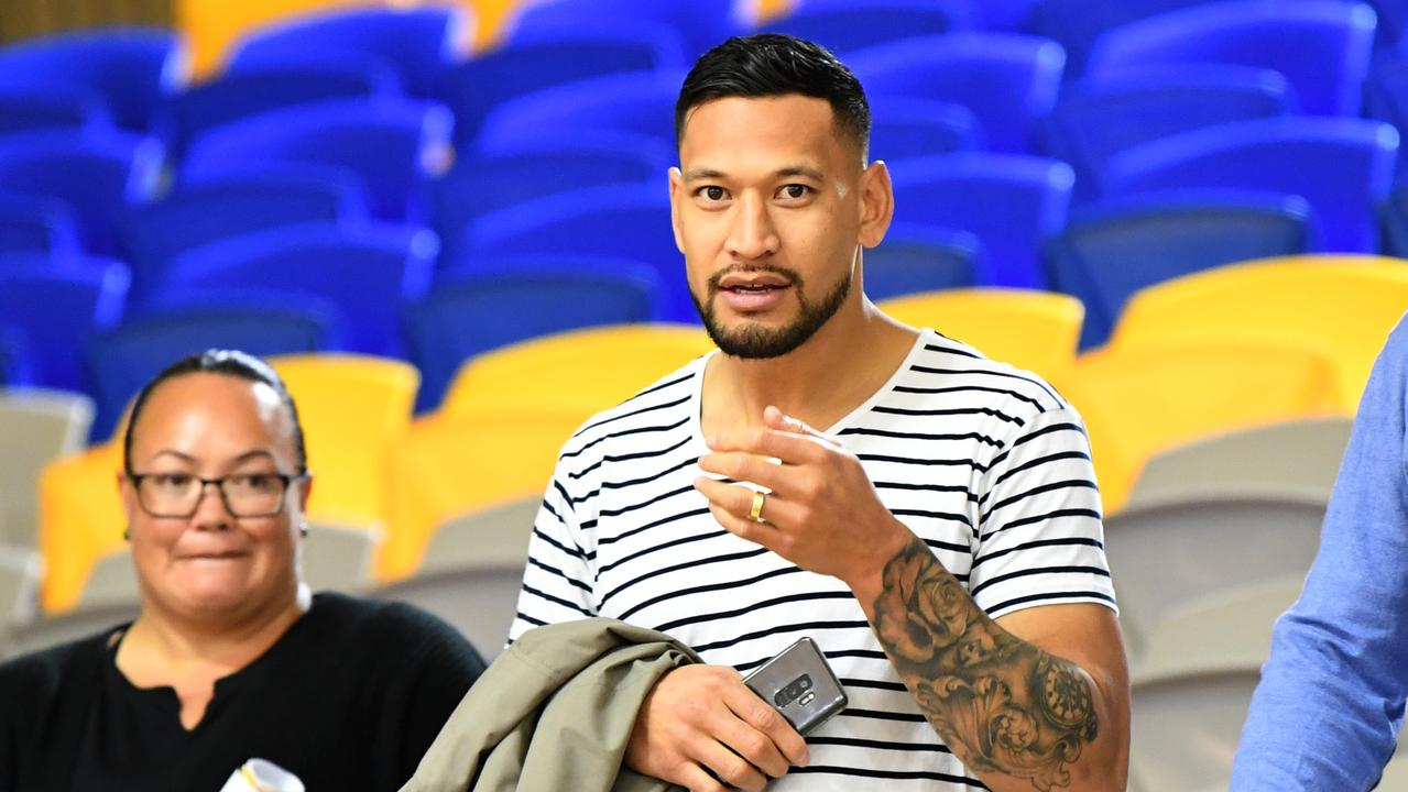 Boss of South African rugby franchise reveals why Bulls won't chase Israel Folau