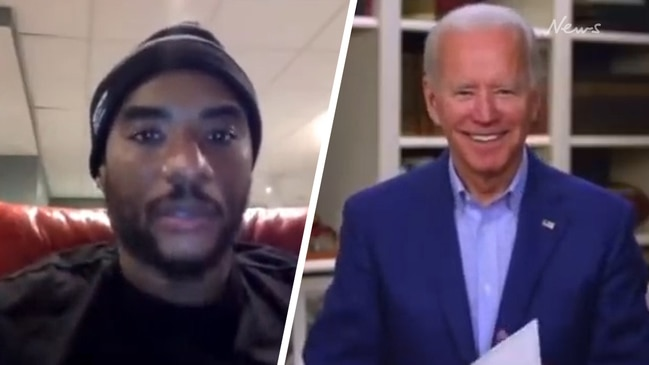 Joe Biden says radio host 'ain't black' if he's undecided on voting for him or Trump