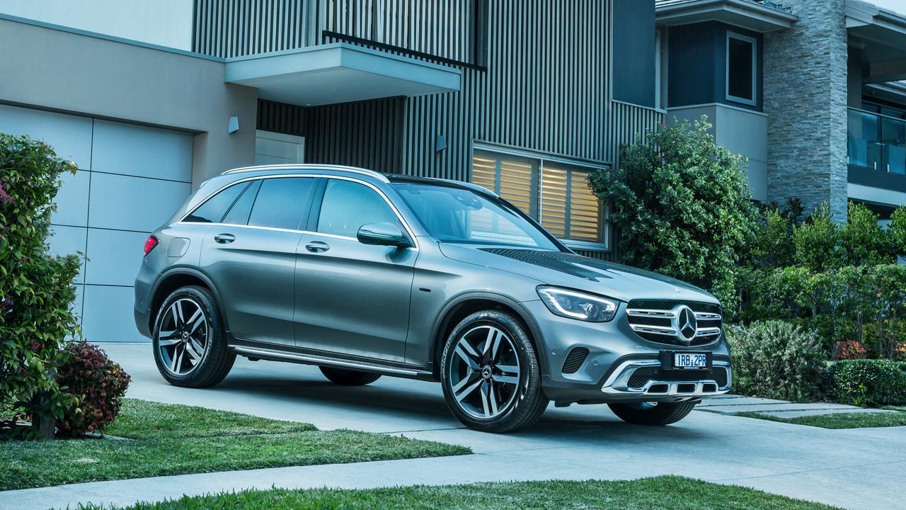 Photo of the 2020 Mercedes-Benz GLC 300 e