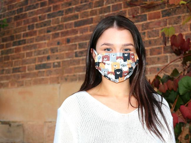 "For some super fun designs, head to Happy Masks on the Madeit site. These 100 per cent premium cotton masks are handcrafted in a family home. As per their website introduction: ""our family goal for Happy Masks is to provide the best quality + fashionably unique face masks while helping the environment and giving back to the Australian community. This month we are donating to the Starlight Foundation"". The masks are $12.99 each."