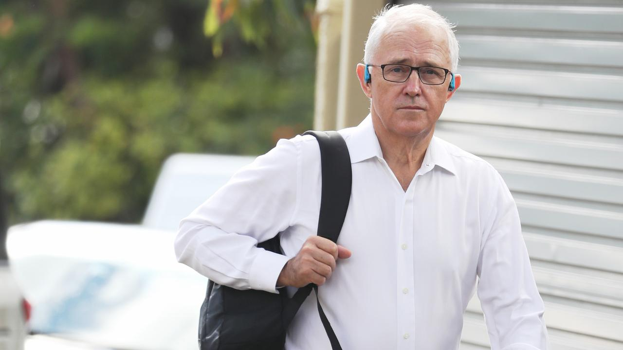Malcolm Turnbull's mining comments lost him a position as chair of a climate change board. Picture: John Grainger