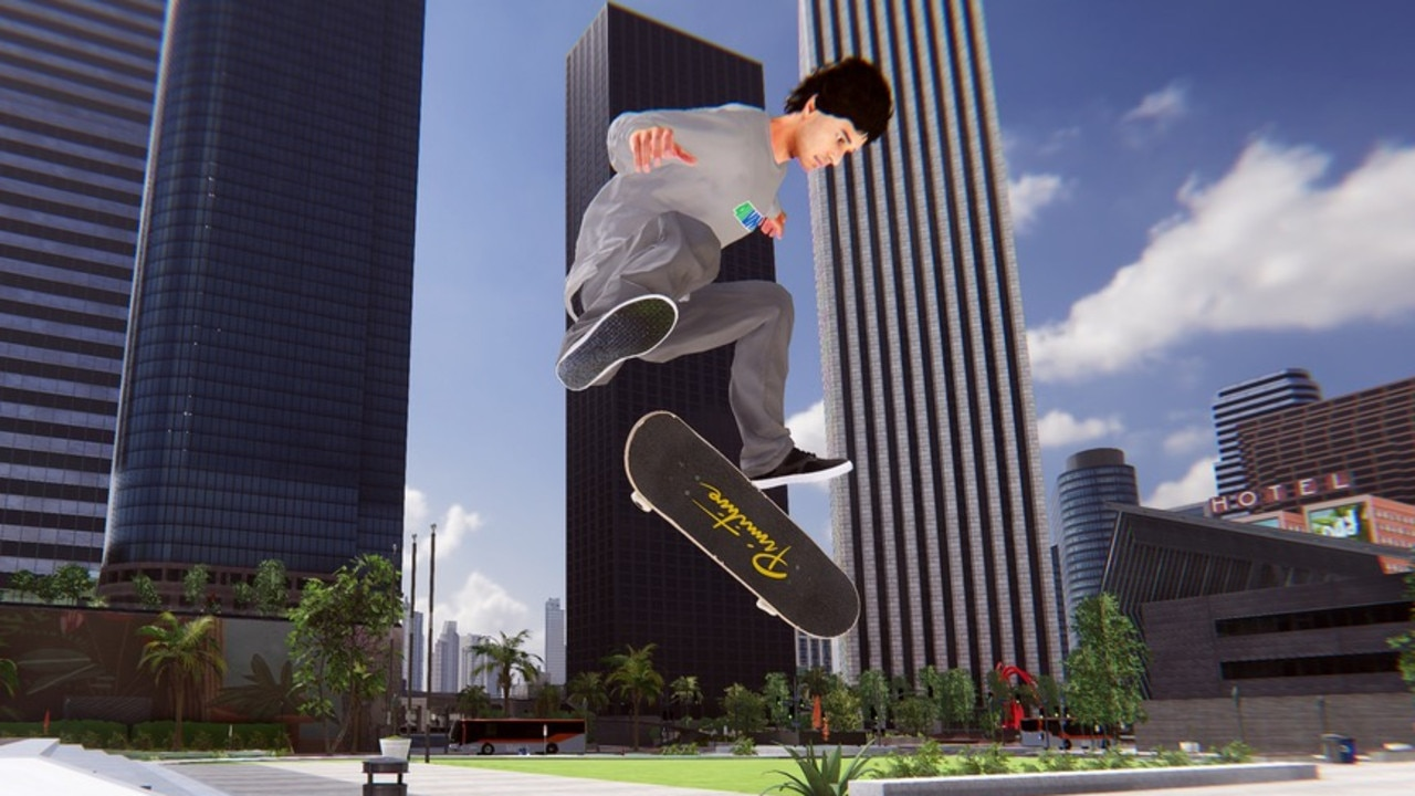 The Skater XL video game is overpriced and unfocused.