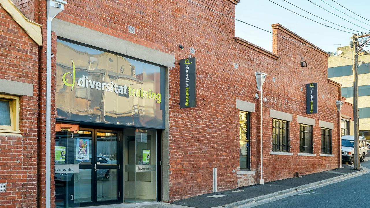 Diversitat is selling its converted warehouse at 5 and 7-9 Ryan Place South, Geelong.