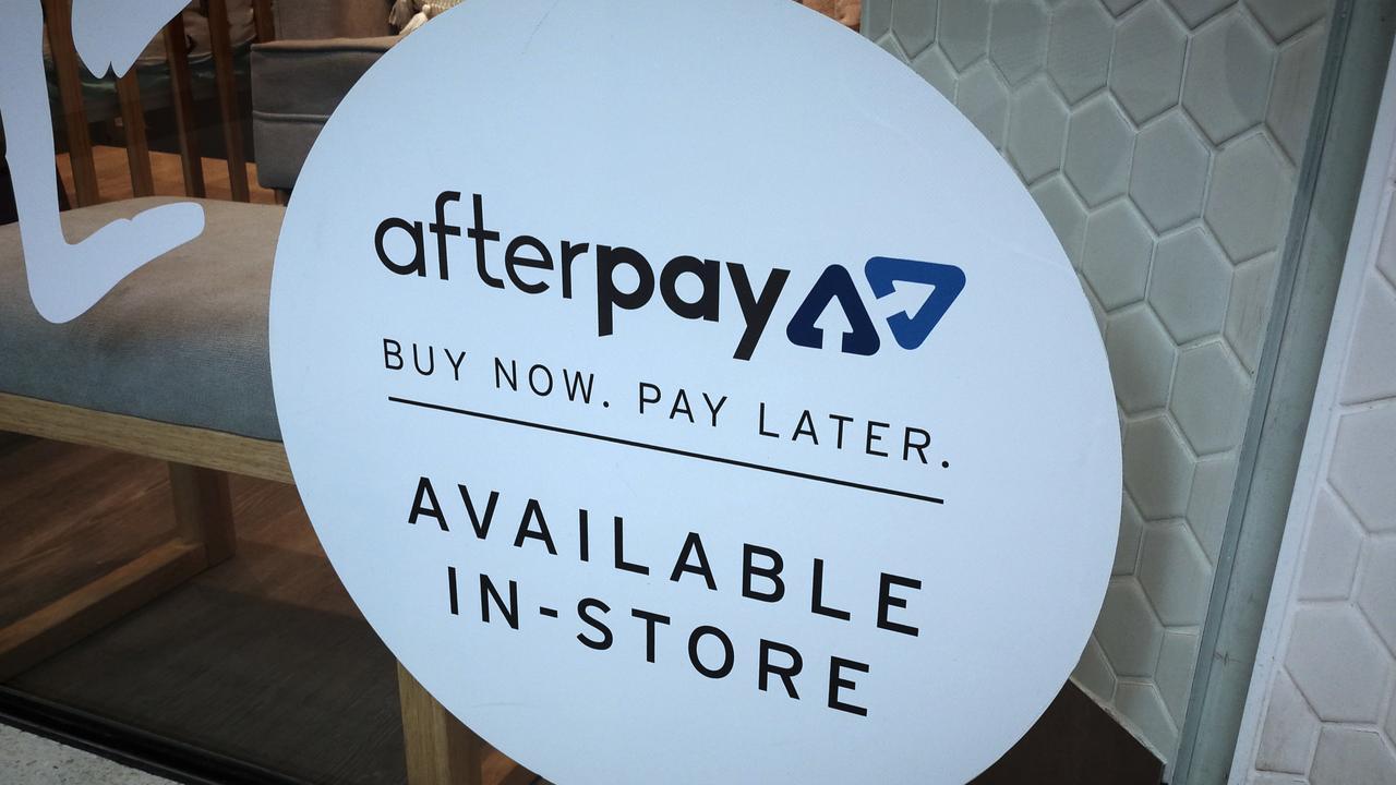 Afterpay shares continue their stellar run. Picture: Derek Rose/AAP