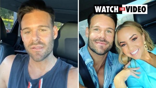 Bachelorette: Carlin Sterritt confirms split with Angie Kent