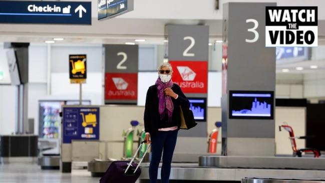 International flights will not be returning on Thursday