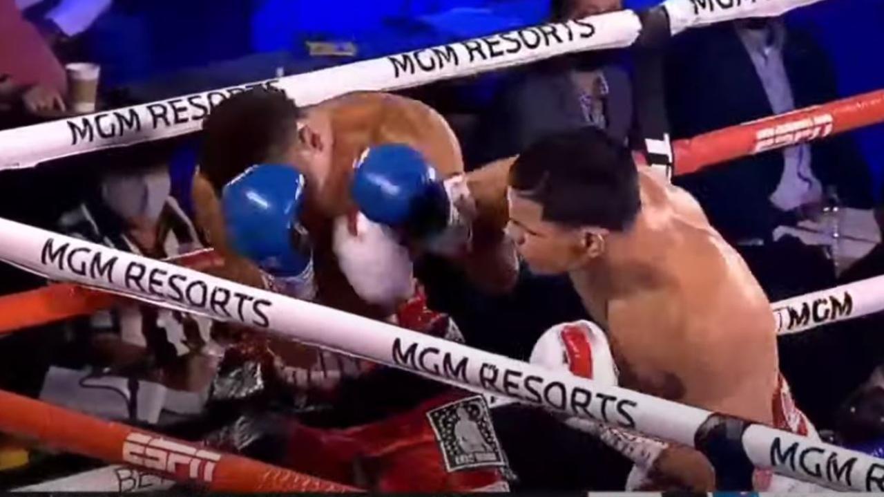 Edgar Berlanga notches 14th straight KO victory