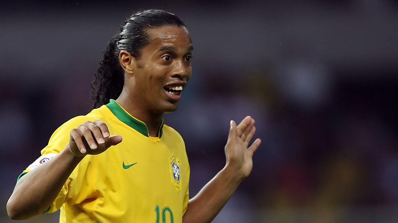 Ronaldinho has got himself into quite a bit of debt.