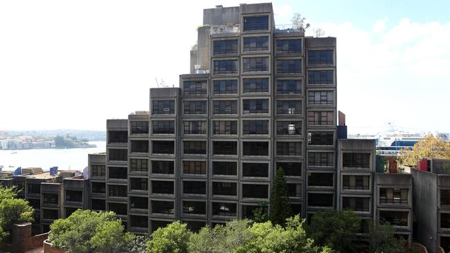 The iconic Sirius building in Millers Point, with some of the best views in Sydney, has been sitting practically empty for over a year, with the Baird Government kicking public housing tenants out to redevelop the site.
