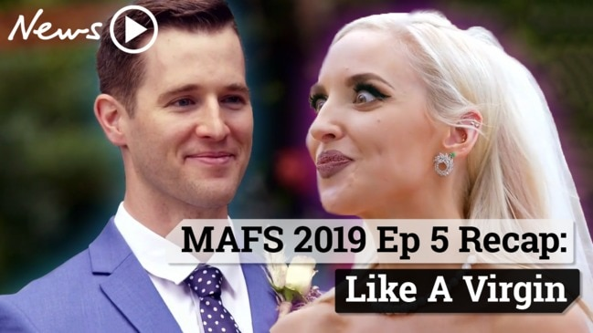 MAFS 2019 Episode 5 Recap: Like A Virgin