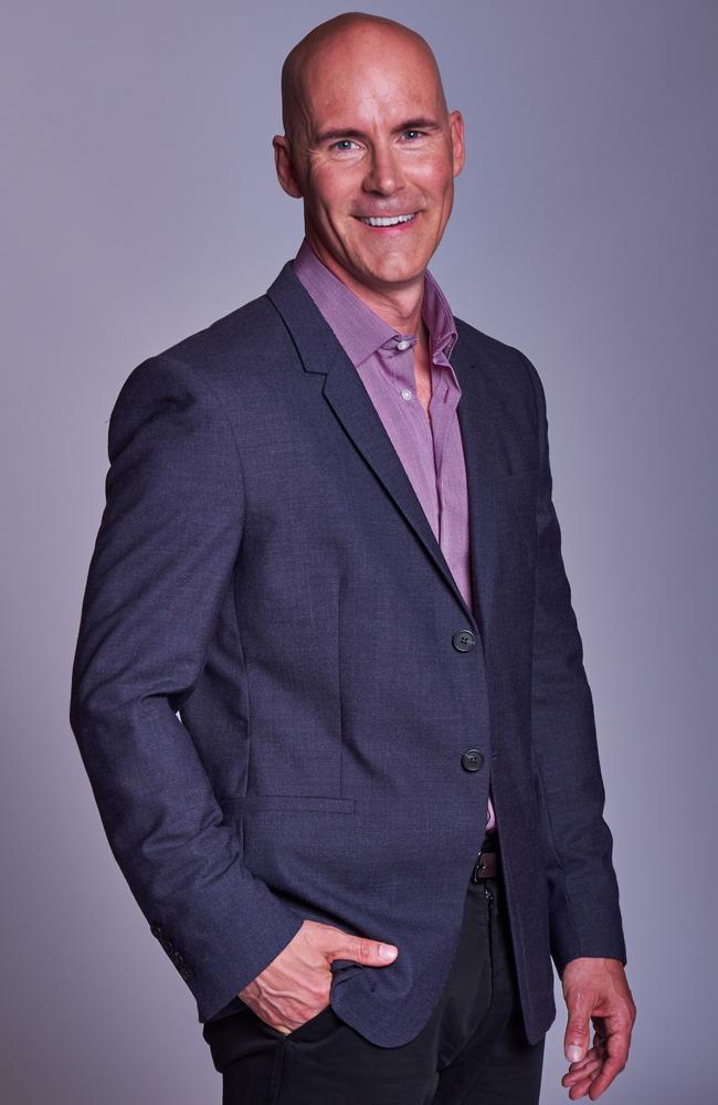 The Last Resort relationship expert Michael Myerscough. Picture: Channel Nine