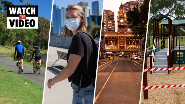 What Victorians can and can't do under new lockdown restrictions