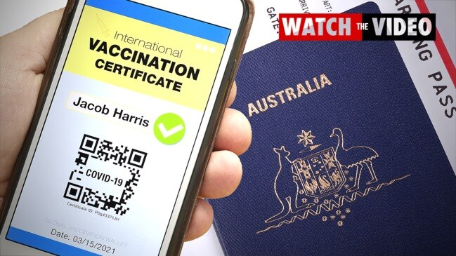 Vaccine passports are coming soon
