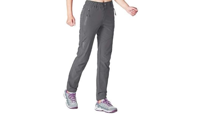 Gopune Women's Outdoor Hiking Pants