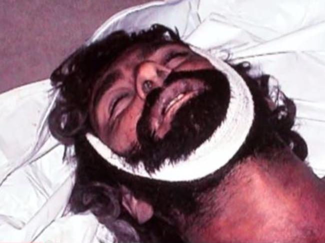 Wali collapsed and died after a three-day torture session with Passaro