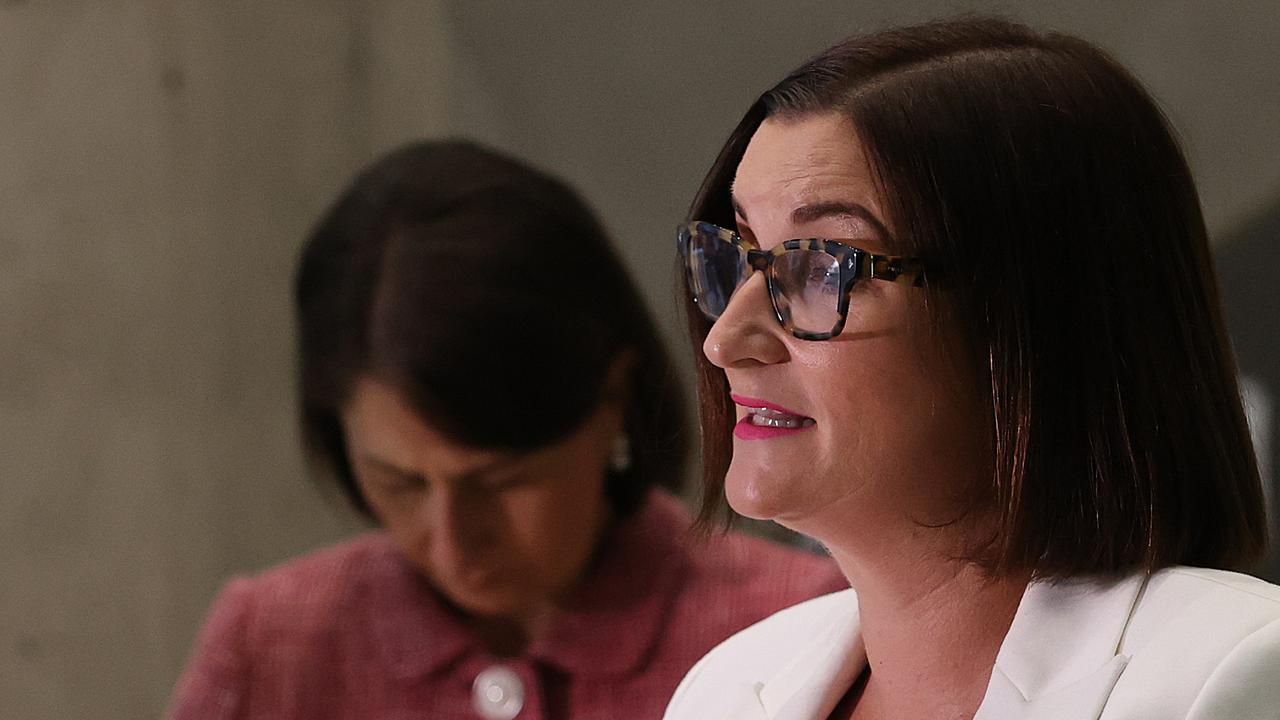 NSW Education Minister Sarah Mitchell. Picture: NCA NewsWire / Dylan Coker