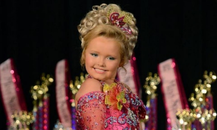Honey Boo Boo: Where is all went wrong for TV reality star - Kidspot