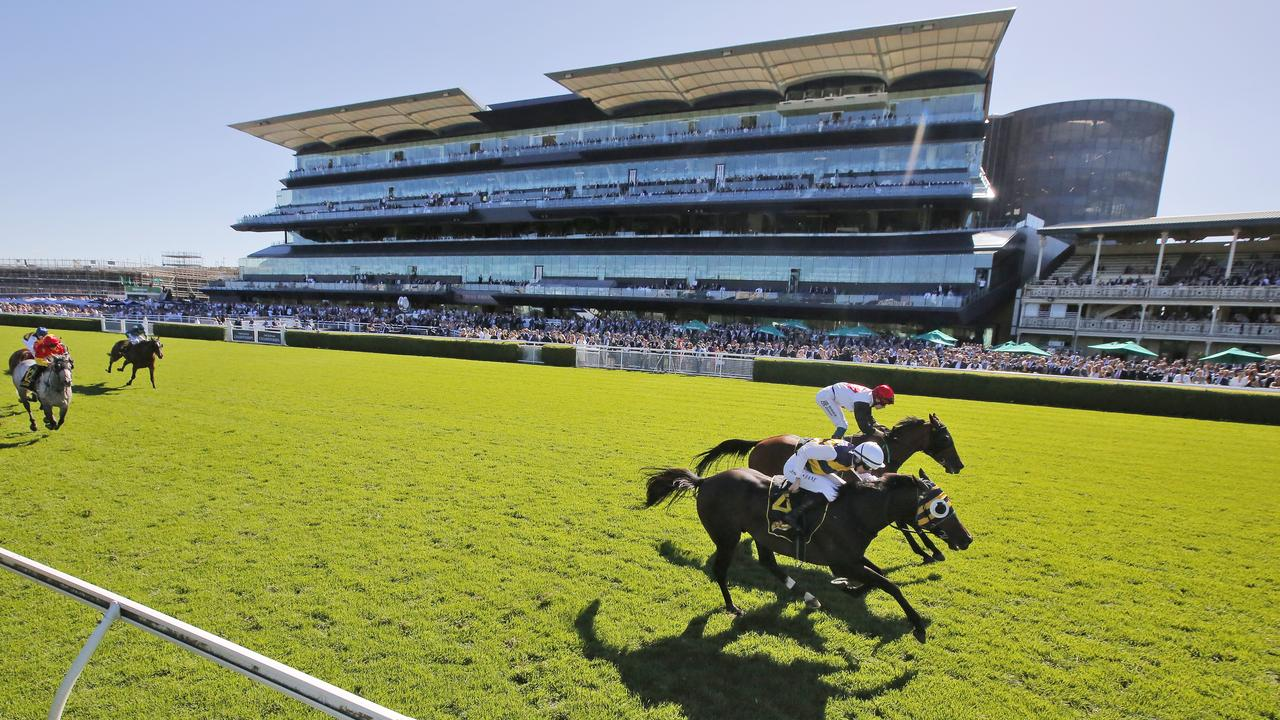 Sydney Racing: The Championships Day 1