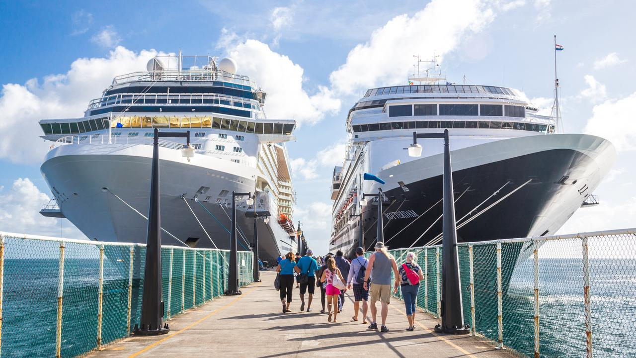 Cruise ships are well-equipped to deal with medical emergencies.