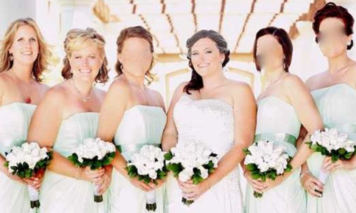 Bride loses best friends on her wedding day