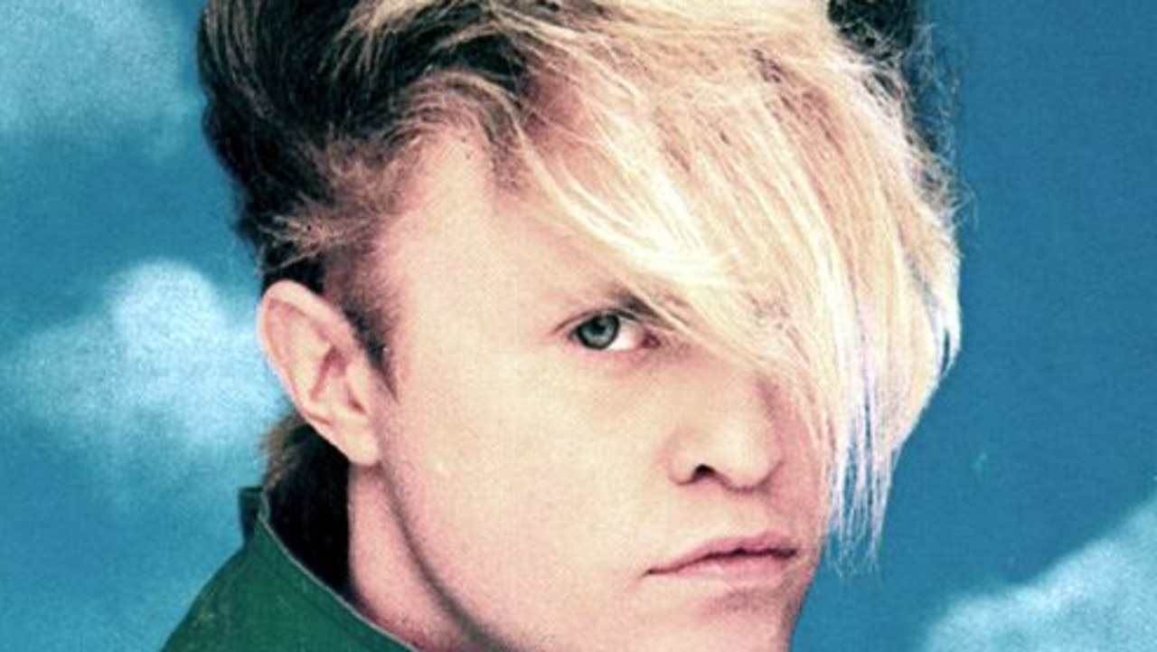 Mike Score, frontman for band A Flock of Seagulls.
