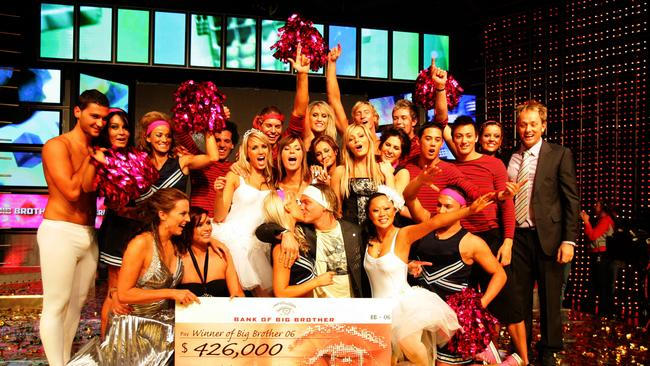 The Big Brother finale in 2006.