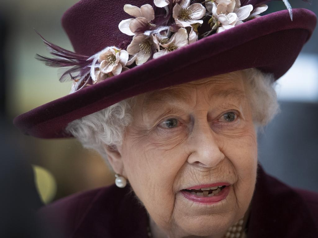 The Queen wants to reassure Britons that it's okay to get on with life. Picture: Getty Images