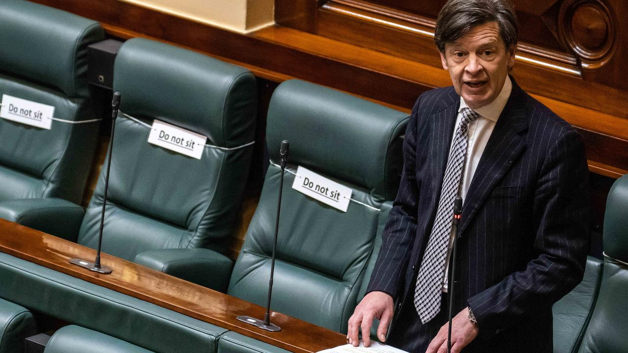 Luke Donnellan will remain on the backbench. Picture: NCA NewsWire/Sarah Matray
