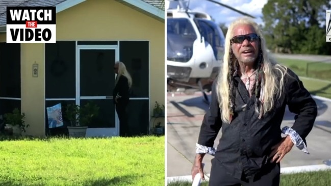 Reality star Duane Chapman, dubbed as 'Dog the Bounty Hunter', has joined the search for Brian Laundrie.