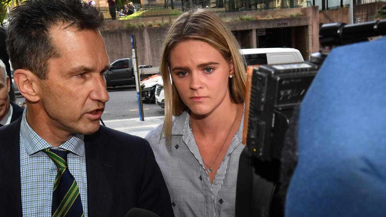 An appeal has been launched challenging the slashed ban handed to Australian swimmer Shayna Jack. Picture: Darren England