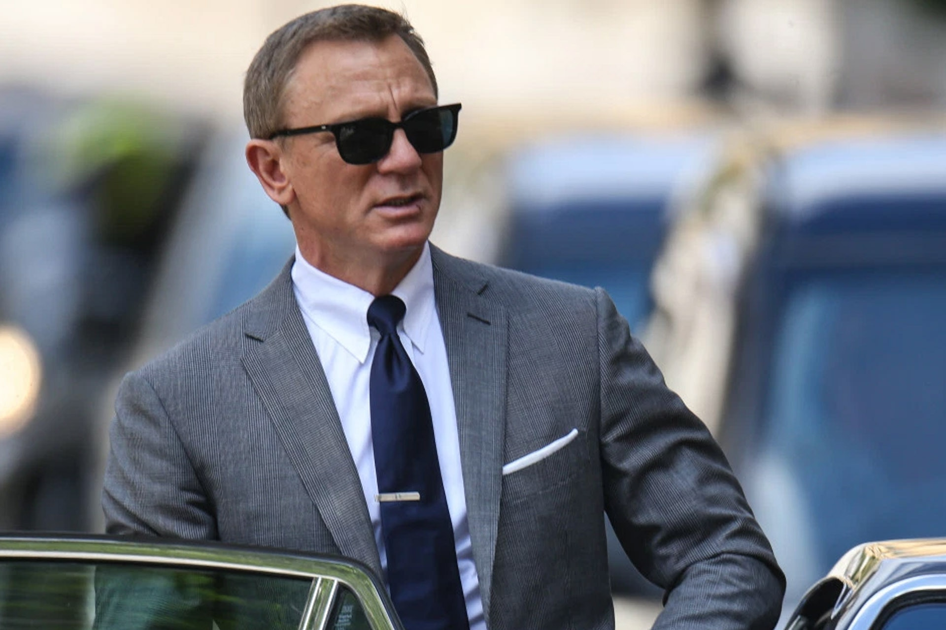 The New James Bond Movie Isn't Out Yet—But We Already Know 007's Favorite New Sunglasses