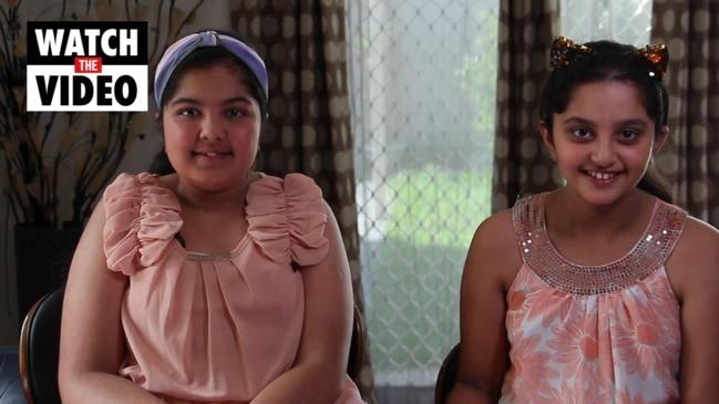 Australian girl battles with one of the world's rarest diseases
