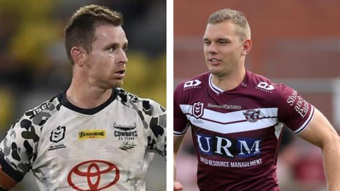 Michael Morgan has reportedly ruled himself out of Origin and the NRL 360 panel urge Tom Trbojevic to consider doing the same thing.
