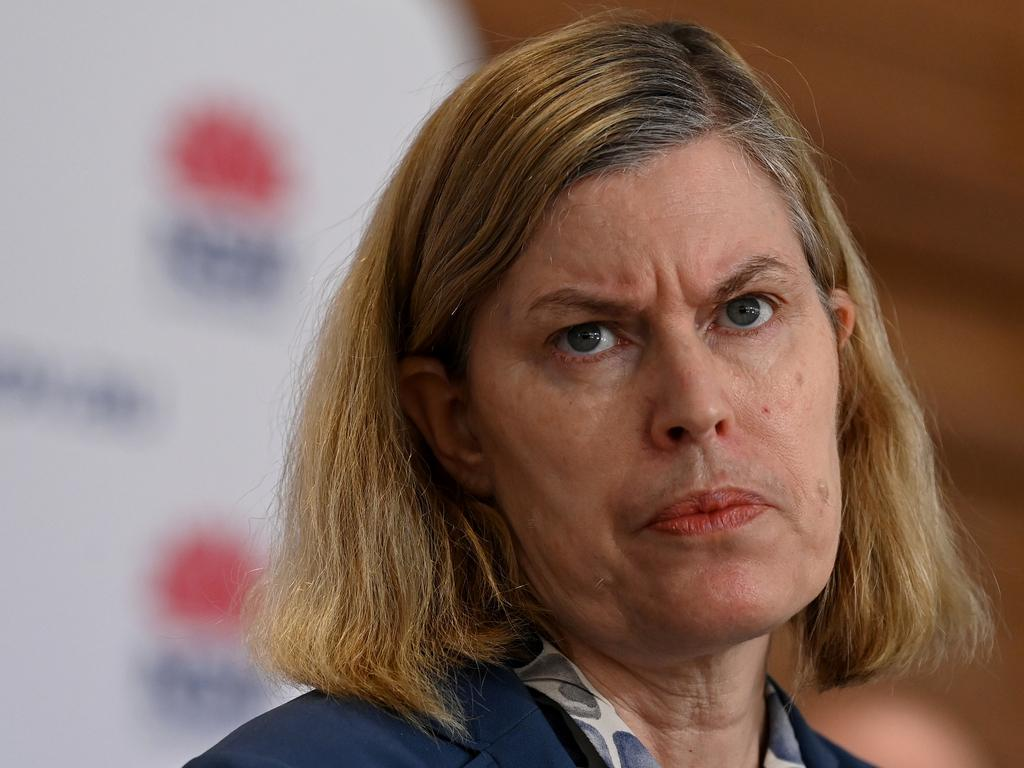 NSW chief health officer Dr Kerry Chant expects Covid-19 booster shots to be required indefinitely. Picture: Bianca De Marchi/Getty Images