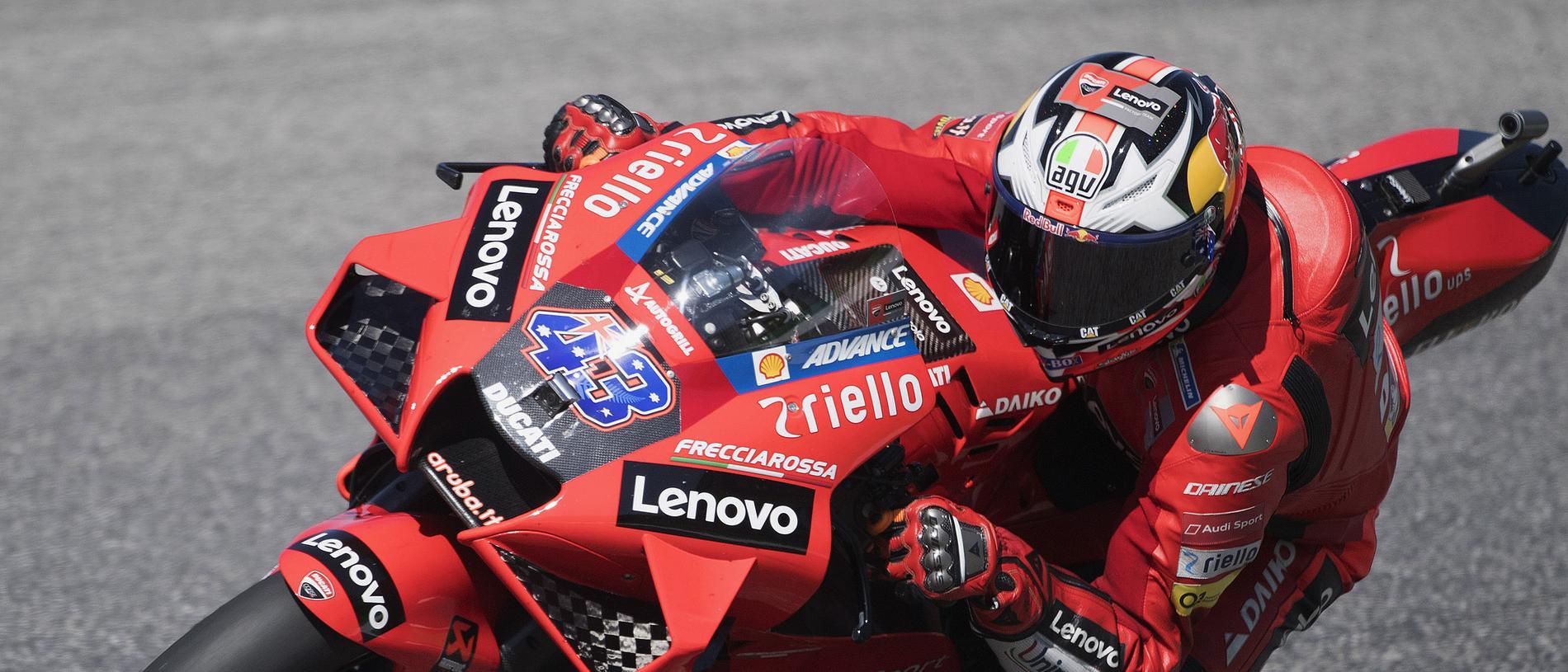 Motogp 2021 Italian Grand Prix At Mugello Practice Times Jack Miller Off Pace As Francesco Bagnaia Tops Session