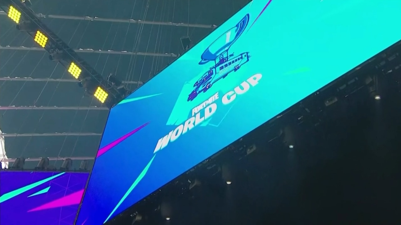 Teenager wins $1.6 million in Fortnite World Cup
