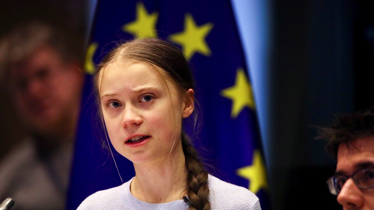 Dalai Lama, Greta Thunberg hold Climate Change Virtual Talk