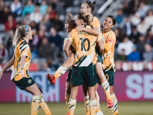 The Matildas and PFA want gender pay parity. Image: Supplied
